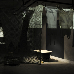 Unsettling Suite (laundry)