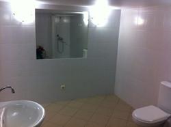 Туалет, теплые полы