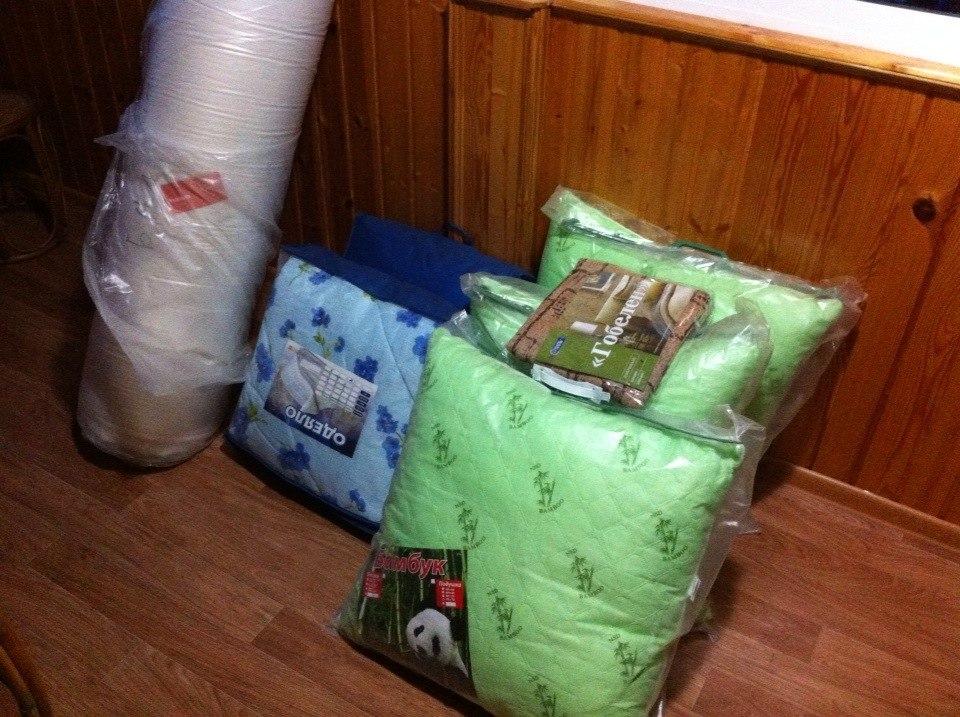 Новые матрасы и постельное белье