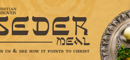Christian Passover Seder Meal