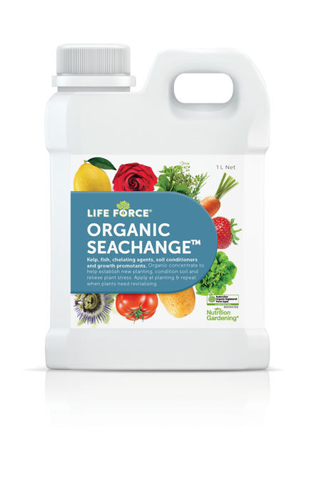 Life-Force Organic SeaChange