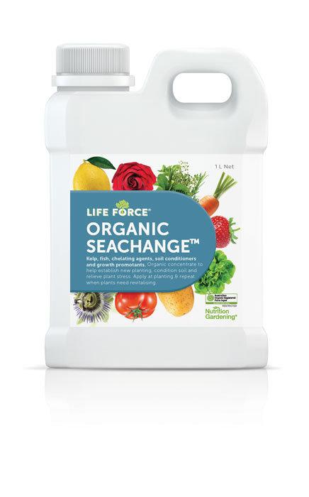 Life-Force Organic SeaChange
