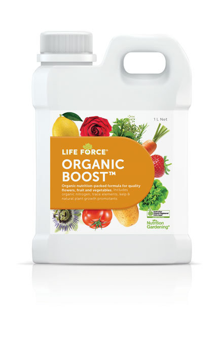 Life-Force Organic Boost