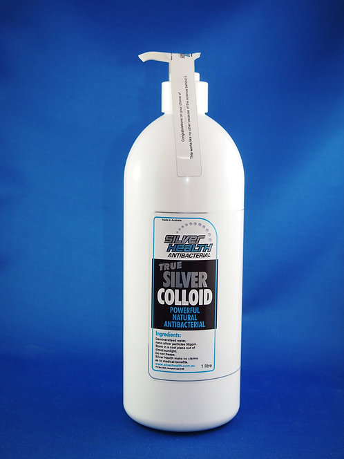 Silver Colloid - 1 L
