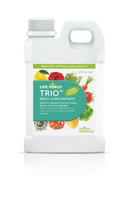 Life-Force Trio (Refill)