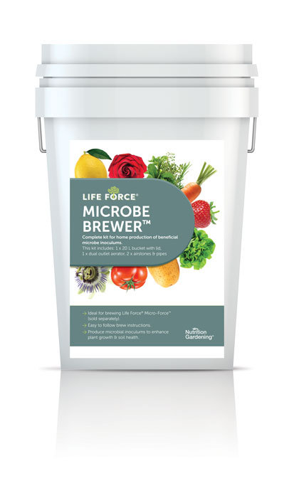 Life-Force Microbe Brewer