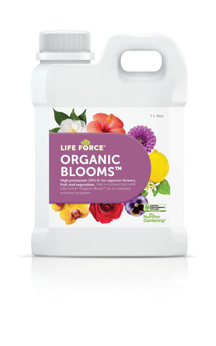 Life-Force Organic Blooms