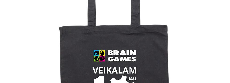 Brain games maisiņš