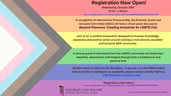 Registration Now Open for Beyond Pronouns: Creating Inclusivity for LGBTQ Folx Panel Discussion