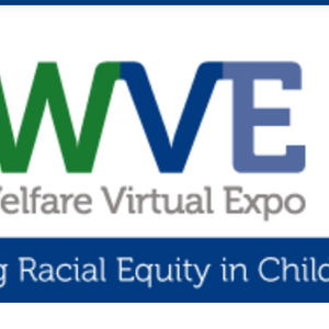 Institute Hosts Virtual Booth at Child Welfare Virtual Expo 2021