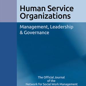 Hopkins, Meyer, Afkinich & Bialobrzeski Published in Human Service Organizations