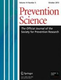 Brenda Jones-Harden and Lisa Berlin Published in Prevention Science