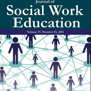 Karen Hopkins, Megan Meyer and Jenny Afkinich Published in Journal of Social Work Education