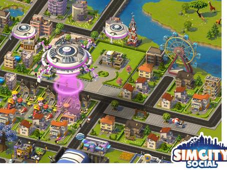 SimCity Social & 8 Truths of Facebook Game Design
