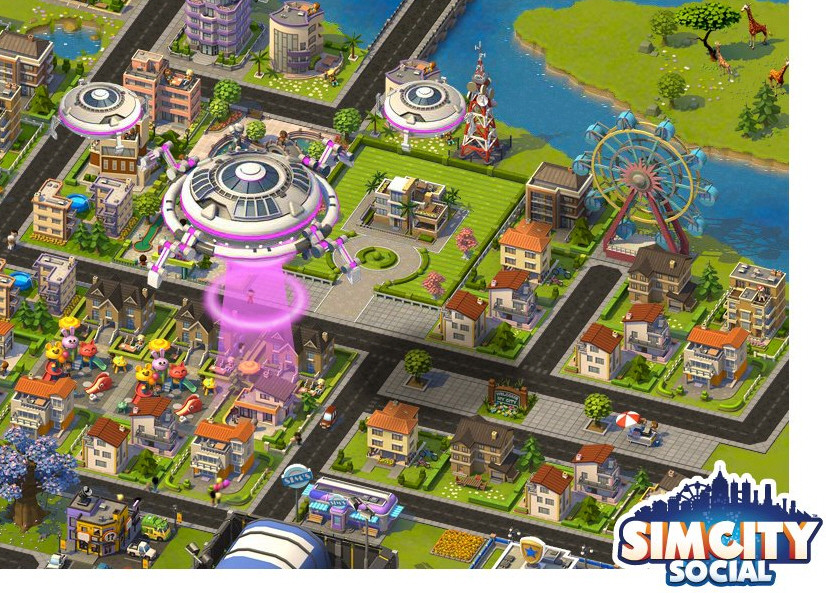 SimCity Social on Ray Mazza's article about Game Design