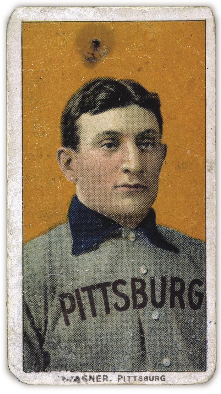 1909 Honus Wagner