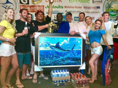 Tobago International Game Fishing Tournament 2017