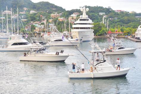 Spice Island Billfish Tournament Grenada 2017