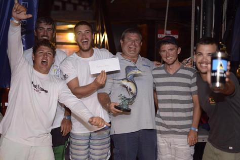 TnT wins the St Lucia Billfish Tournament 2016