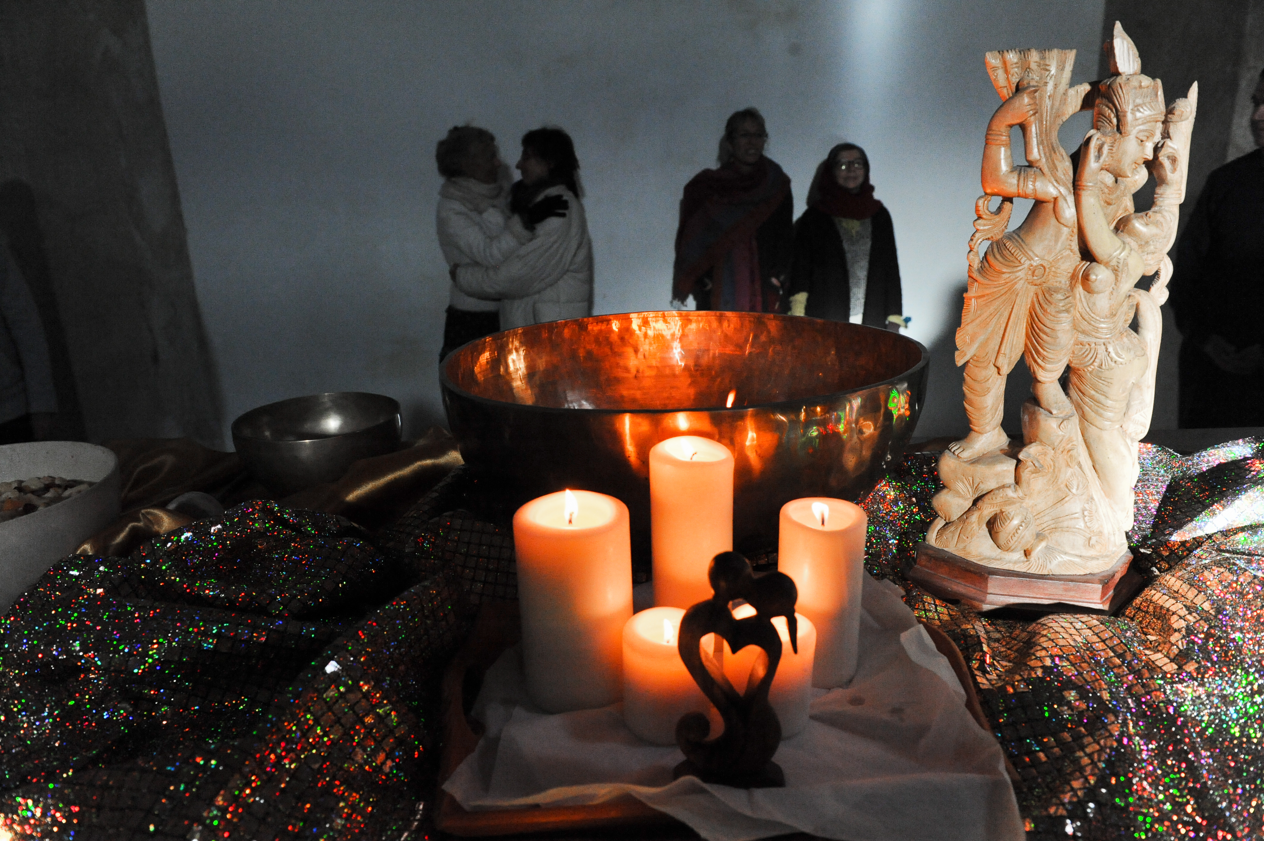 2017 12 31 Simiane la Rotonde-04  Abbaye