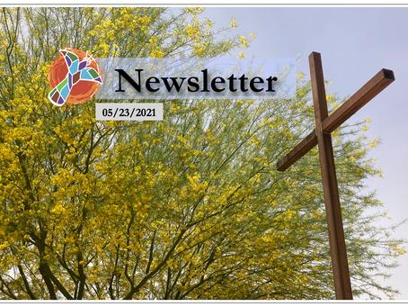 05/23/2021 Newsletter