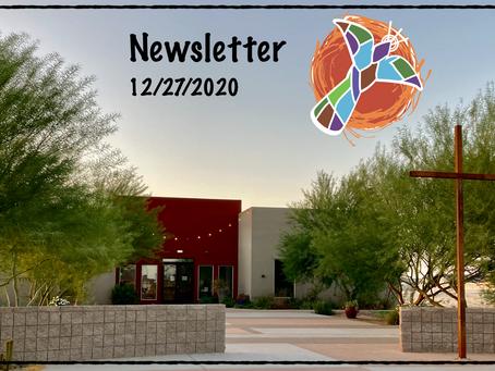 12/27/2020 Newsletter