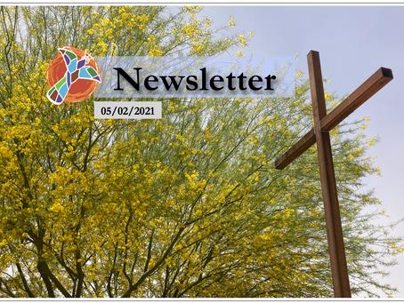 05/2/2021 Newsletter