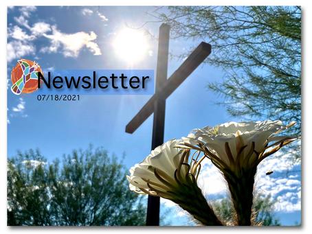 07/18/2021 Newsletter