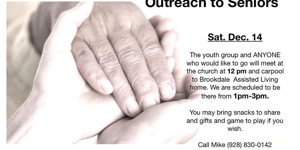 Outreach to Seniors