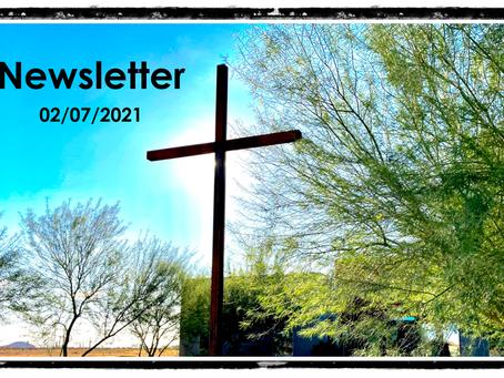 02/07/2021 Newsletter