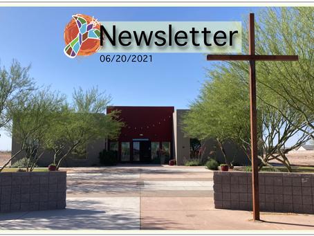 06/20/2021 Newsletter