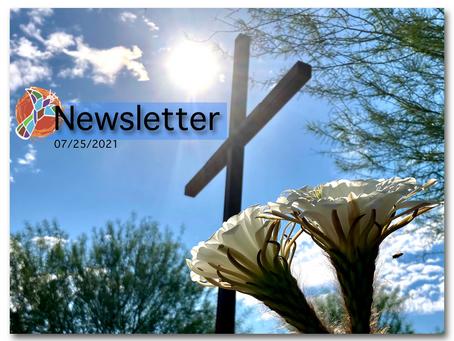 07/25/2021 Newsletter