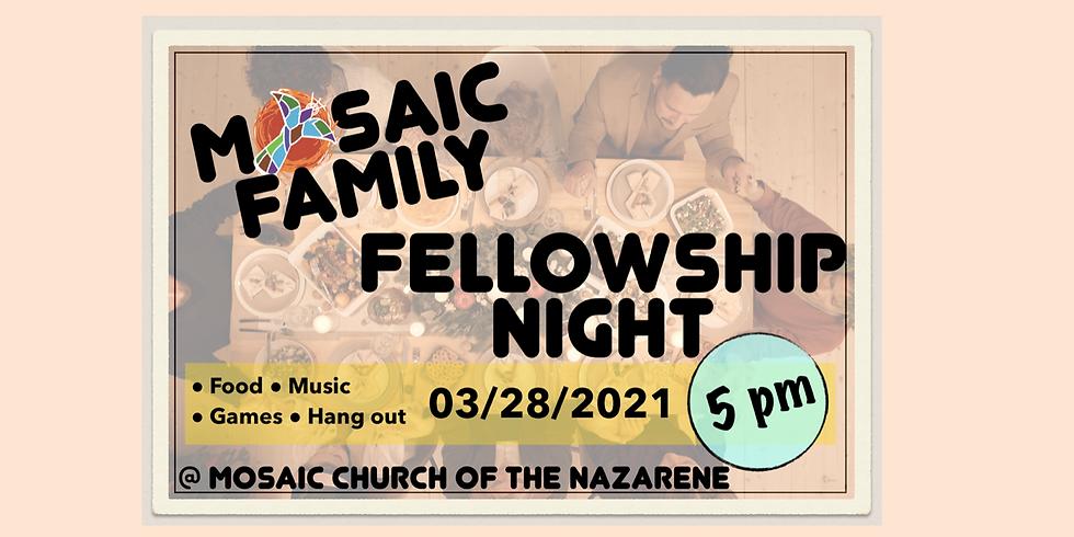 Family Fellowship Night (2)