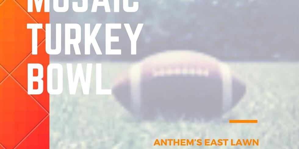 Mosaic Turkey Bowl