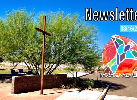 08/16/2020 Newsletter