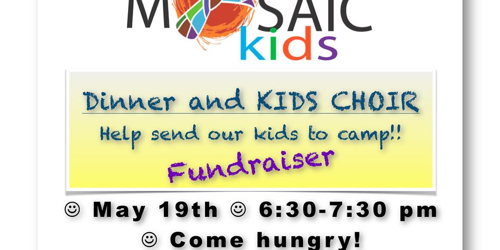 Kids Camp Fundraiser