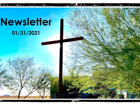 01/31/2021 Newsletter