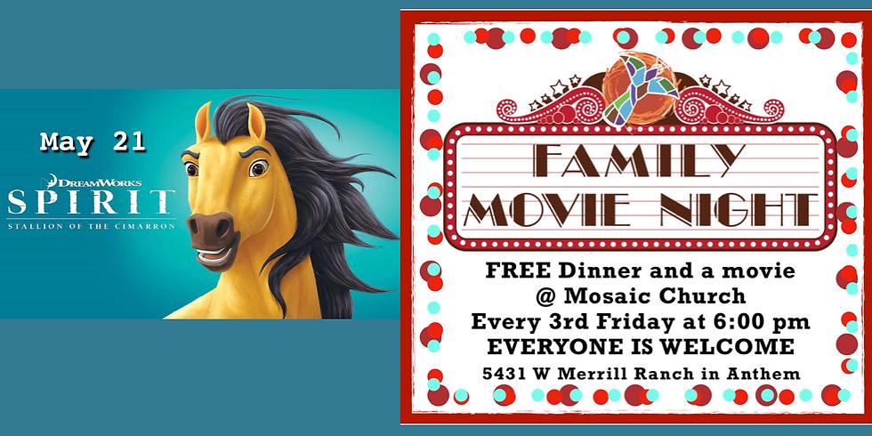 Mosaic Family Movie Night (1)