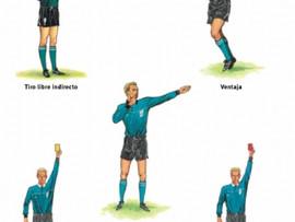 Apúntate a arbitrar partidos de fútbol