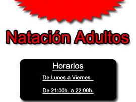 """Complejo Deportivo San Juan de El Puerto """"Natación para Adultos"""""""
