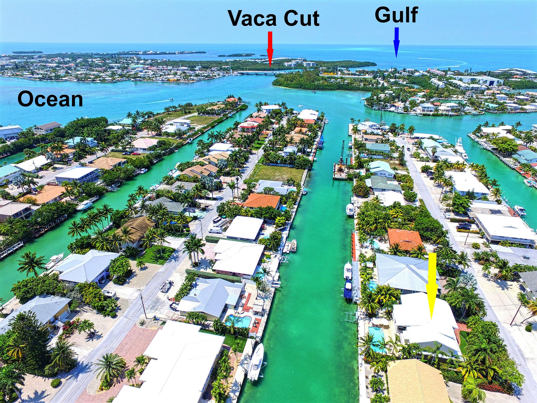 Aerial Ocean Vaca Cut Gulf (1)