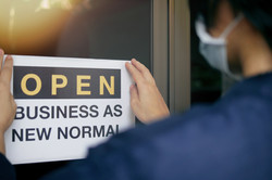 Reopening for business adapt to new norm