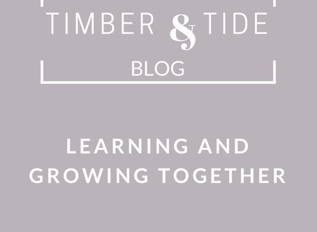 Learning and Growing Together