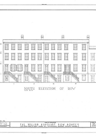 William Remshart Row Houses, 104, 106, 1