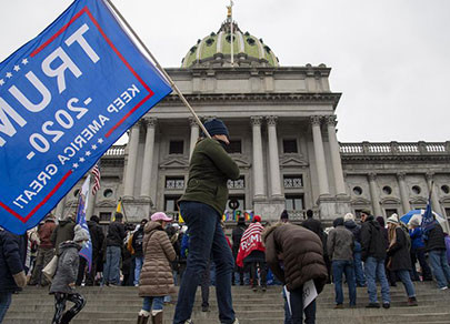 Pennsylvania agrees to remove thousands of dead citizens from voter rolls