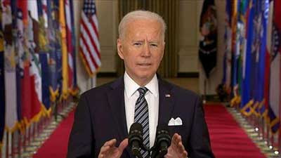 """'Obey!' - Biden Outlines Post-Pandemic Dystopia In """"Dark & Hopeless"""" First Address"""