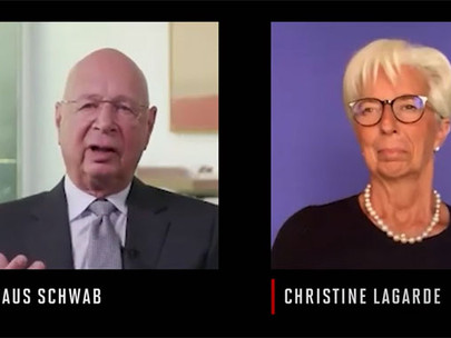 Klaus Schwab & Christine Lagarde on how to address COVID-19, climate change and inequality