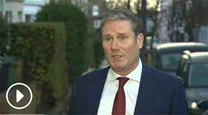 COVID-19: National lockdown must be imposed within 24 hours, says Labour leader Sir Keir Starmer