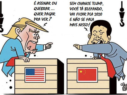 NO DEAL TRADE USA/CHINA