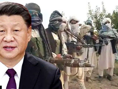 Biden's Catastrophe: China Ready to Recognize Taliban If Kabul Falls